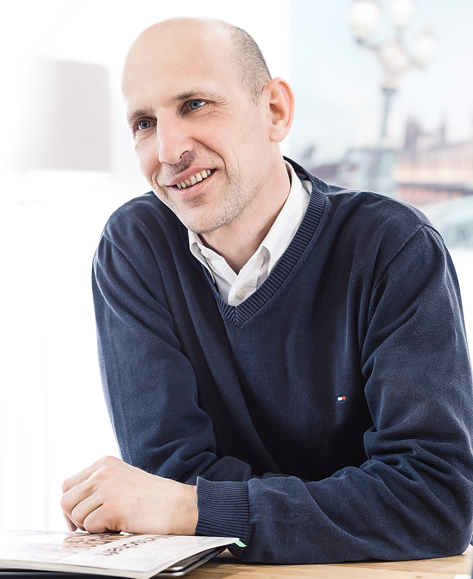 Mag. Georg Brandenburg, Geschäftsführer Business Campus Ehrenhausen