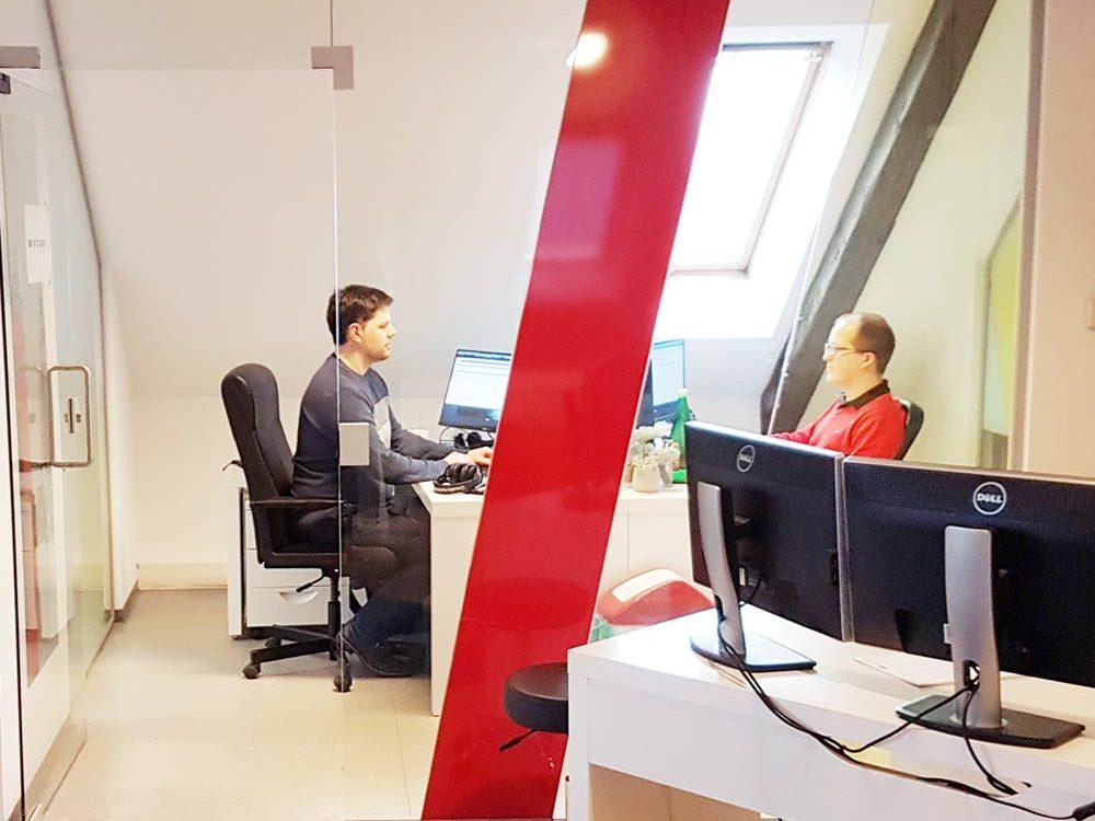 Coworking Klagenfurt Flexdesk mieten